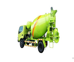 Low Price Reliable 3cbm Concrete Mixer Body Packed In Container