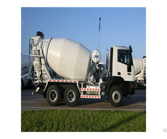 China Durable 6cbm Concrete Mixer Body Packed In Container For Sale