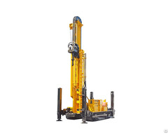 Jks500s Crawler Mounted Telescoping Mast Well Drillnig Rig