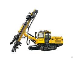 Jk810 All In One Hydraulic Dth Drilling Rig