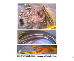 Excavator Hydraulic Auxiliary Hammer Lines Piping Kits
