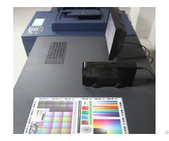 Flatbed Printer Color Offset Printing Machine