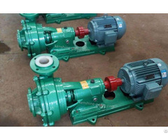 Htb Chemical Industry Centrifugal Ceramic Pump