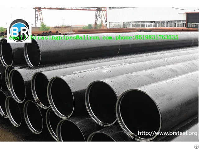 Api 5l Seamless Steel Fluid Pipe Stainless