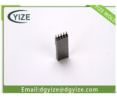 Micro High Precision Inserts With Grinding And Edm Processing Are Sold At Low Prices
