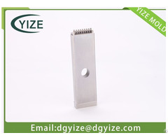 Yize Slide Inserts For Connector Have Many Technique Advantages