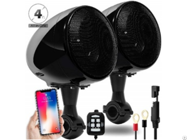 High Quality With Low Price Motorcycle Audio System Used On Atv Utv