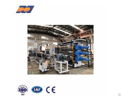 Pe Pp Abs Plastic Board Sheet Production Line