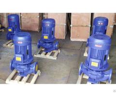 Irg Vertical Centrifugal Hot Water Circulation Pump
