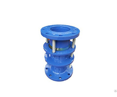 Vssja 2 B2f Double Flange Limited Telescopic Joint
