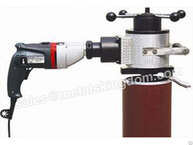 Pkn 150 Portable Inner Expand Type Pipe Beveling Machine