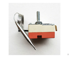 Water Heater Hydraulic Liquid Control Capillary Thermostat With Ce Cqc