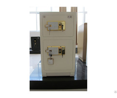 Double Doors Thickened Safe