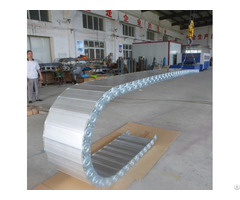 Bridge Steel Drag Chain