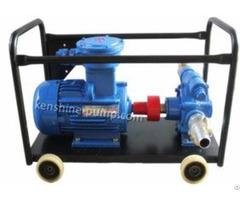 Kyb Self Priming Vane Oil Transfer Pump