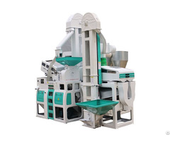 Complete Set High Quality Automatic Rice Mill Machine