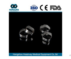 Good Quality Dental Orthodontics Molar Bands With Ce Iso