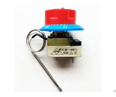 Capillary Thermostat For Home Application