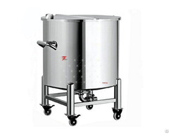 Single Layer Stainless Steel Tank