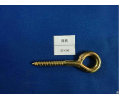 China Custom Customized Low Price Building Large Hole Bolt Pin Manufacture