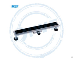 Stainless Steel Linear Shower Drain Hw120b