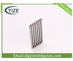 Dongguan Profile Grinding Factory With High Precision Fitting Inserts