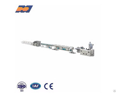 Plastic Ppr Single Double Layer Water Pipe Production Line