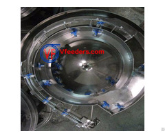 Zipper Vibratory Feeders