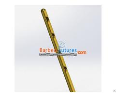 Gold Thread Lift Needle