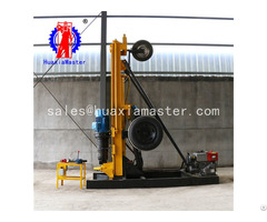 Kqz 200d Pneumatic Water Well Drilling Rig Machine Manufacturer For China