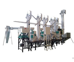 Big Integrated Rice Mill Machine Price