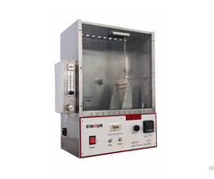 Automatic Textile Flammability Tester With 45 Degree