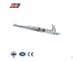 Pe Pipe Production Line Plastic Tube Extrusion Machinery From Zhangjiagang