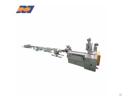 Ppr Pipe Production Line From Zhangjiagang Huaming Machinery