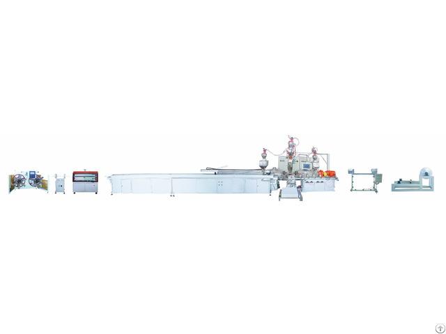 Alumium Plastic Compound Pipe Extrusion Line