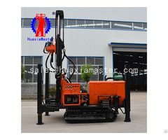 Fy200 Crawler Pneumatic Water Well Drilling Rig Machine Manufacturer For China