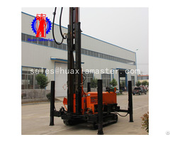 Fy400 Crawler Pneumatic Water Well Drilling Rig Machine Manufacturer For China