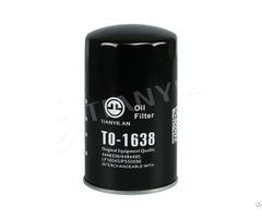Excavator Oil Filter Th 1638