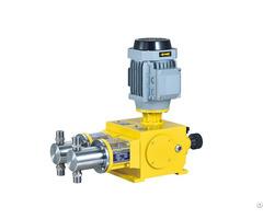 2jx Duplex Heads Metering Pump