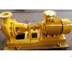 Ir Horizontal Hot Water Centrifugal Pump