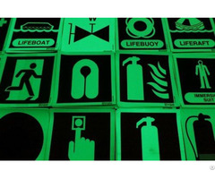 China Good Quality Photoluminescent Products Imo Signs Supplier