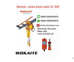 Wokaite Electric Chain Hoist