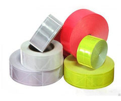 Economical High Pvc Sew On Reflective Tape For Safety Workwear