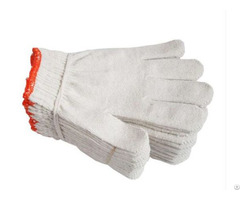 High Quality Cheap 10g Cotton String Safety Hand Gloves