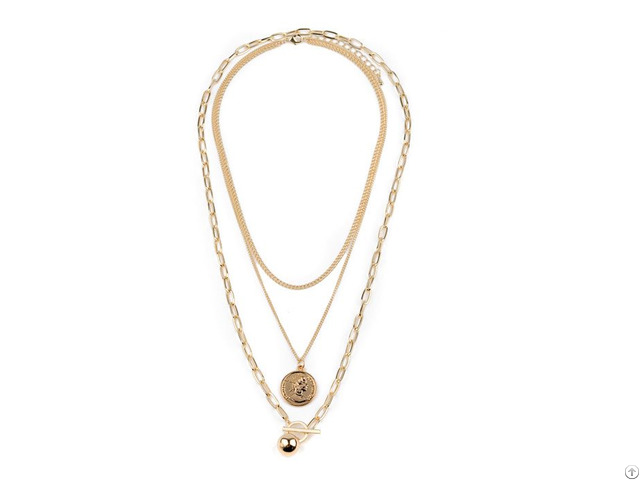 Chain Necklaces N06 22454