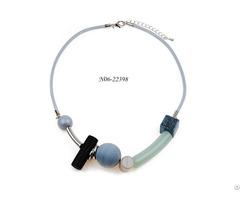 Oem Modern Design Beads Statement Jewelry