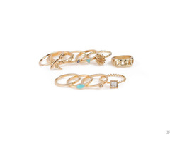 Fashionable Ring Set R06 9686