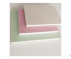 Ceiling Tile Fireproof Waterproof Gypsum Board