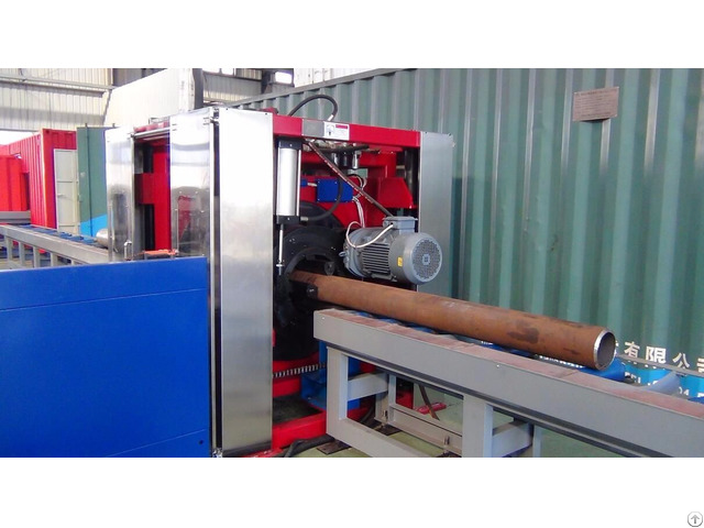 Pipe Prefabrication Cutting And Bevel All In One Machine