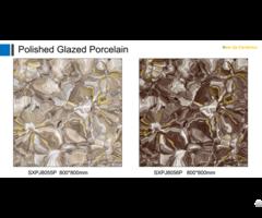 Floor Tiles Glazed And Polished